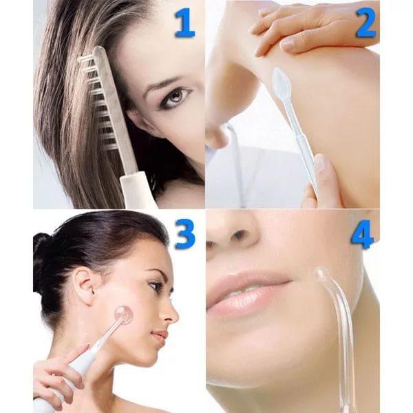 Дарсонваль для лица волос и тела