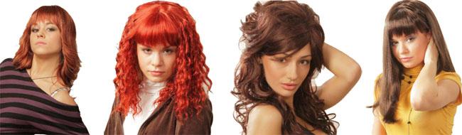 Как выбрать парик?