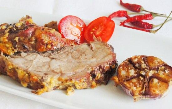 Свинина с горчицей в духовке – она шикарная! Рецепты разных блюд, рулетов, буженины из свинины с горчицей в духовке