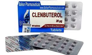 Кленбутерол - идеальный жиросжигатель для женщин