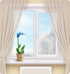Пластиковые окна в Алматы цены от KSKE