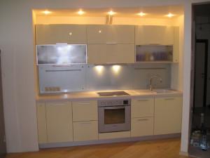 линейные кухни