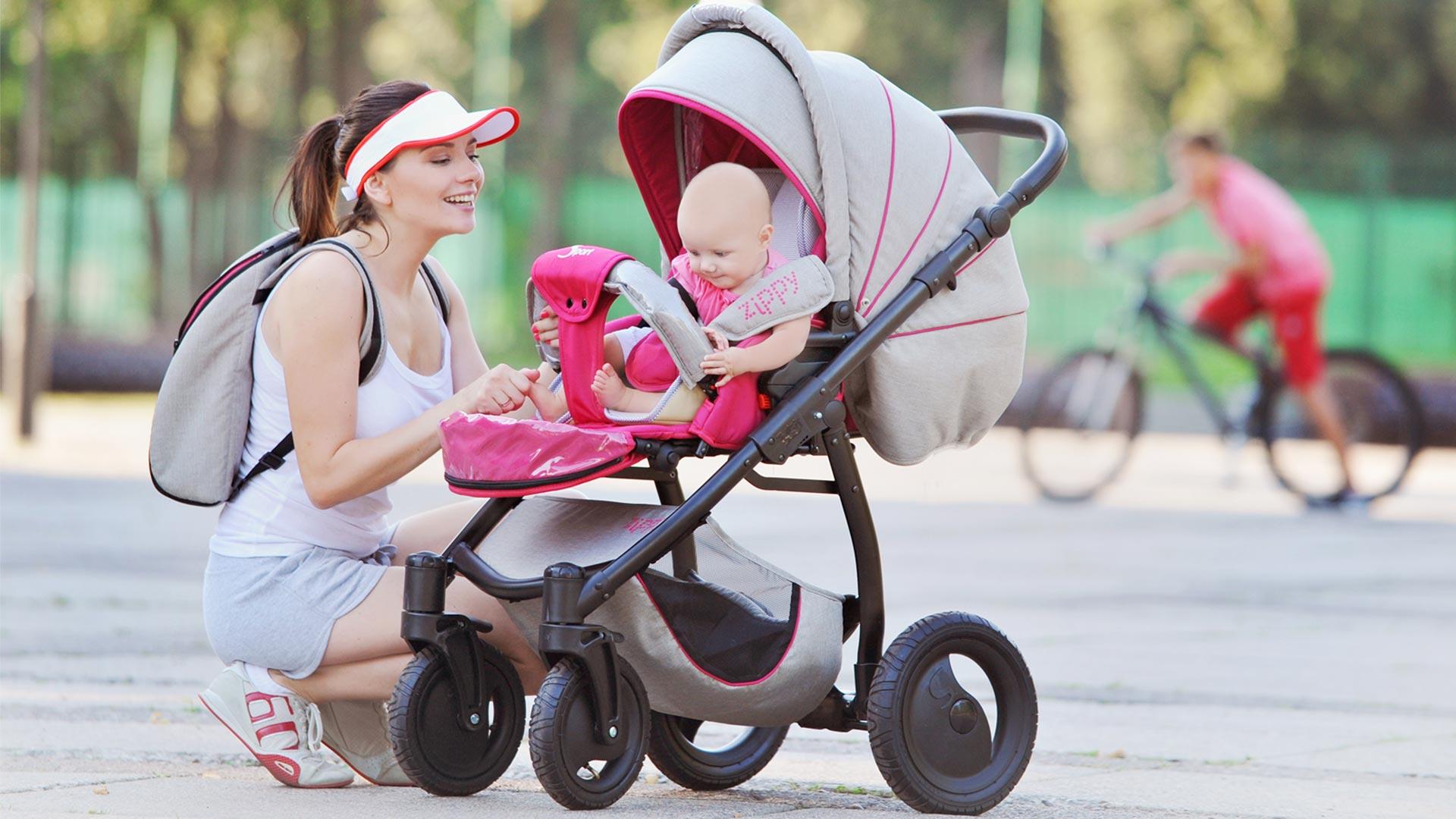 Ремонт детской коляски выгоднее покупки новой!
