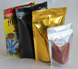 Упаковочные пакеты для чая