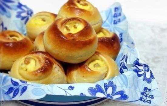 Творожные булочки – самые нежные и вкусные! Рецепты и секреты приготовления булочек с творогом на молоке, воде, из слоеного теста