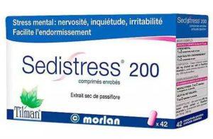 Успокоительный препарат sedistress