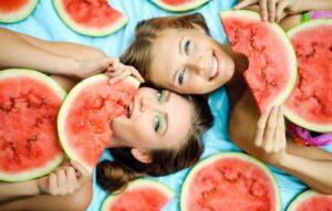 Можно ли похудеть на арбузе: мнение диетолога, варианты диет. Можно ли поправиться от арбуза: мифы и реальность