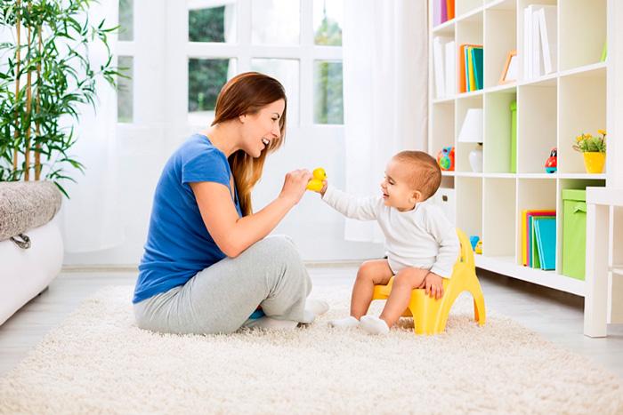 Как приучить ребёнка к горшку: из чего состоит процесс? Как ускорить процесс приучения ребенка к горшку?
