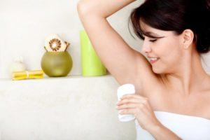 Как выбрать женский дезодорант