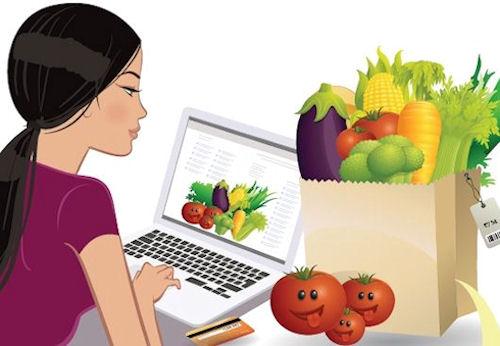 Купить продукты в интернет магазине