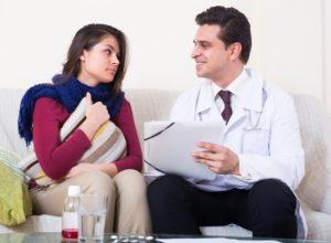 Методы лечения инфекционных заболеваний, прием витаминов, противопоказания к антибиотикам