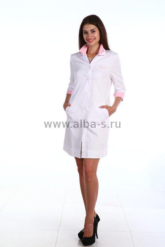Модные медицинские халаты