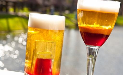Пивные коктейли — отличный способ разнообразить вечеринку